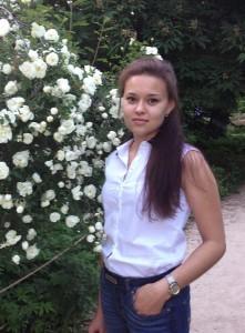 Liliya Shuvalova